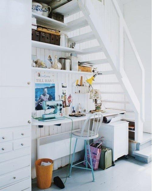 品家楼梯 9个巧妙利用楼梯下的空间设计